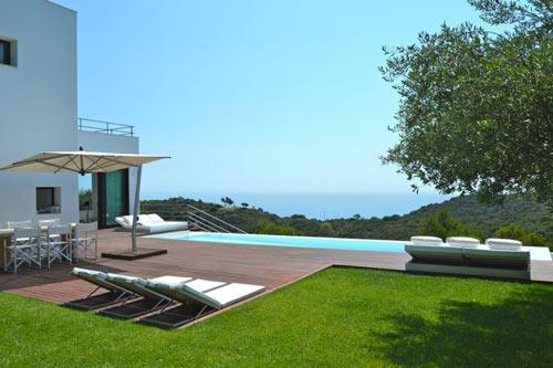 Location vacances villas  Sa Riera Begur