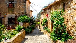 Vieille ville de Tossa de Mar