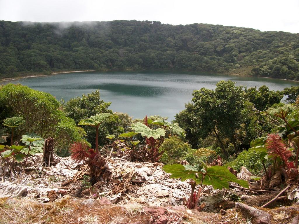 Jour 2 : Lagon du Volcan Poas