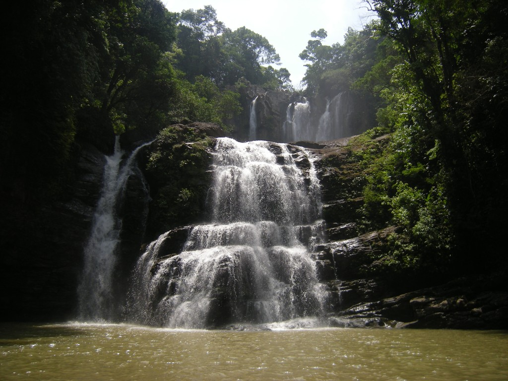 Cascades de Nauyaca