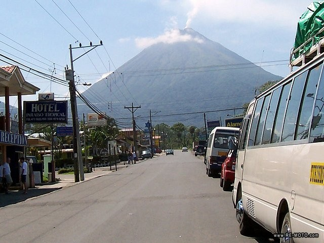 Jour 3 : Volcan Arenal - La Fortuna - Nord Ouest Costa Rica