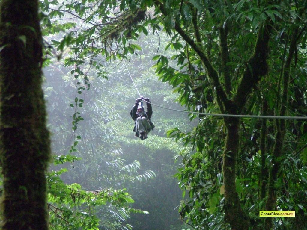 X-trem Canopy - Monteverde