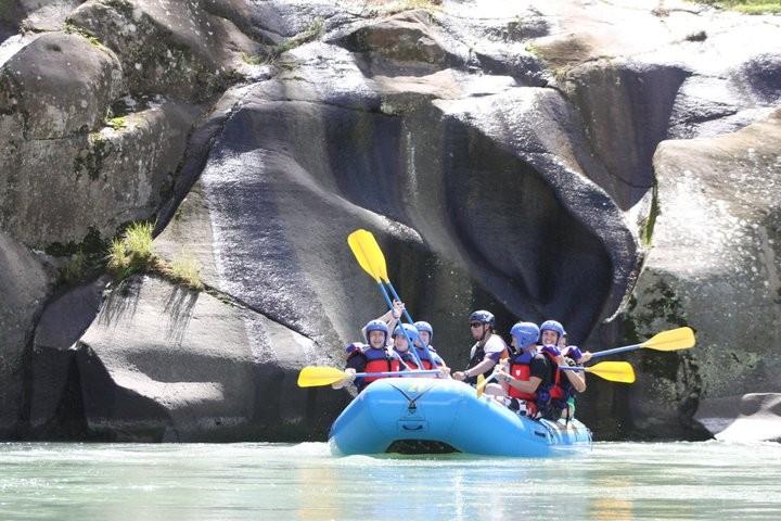 Rafting sur la Rivière Pacuare - Top Aventure