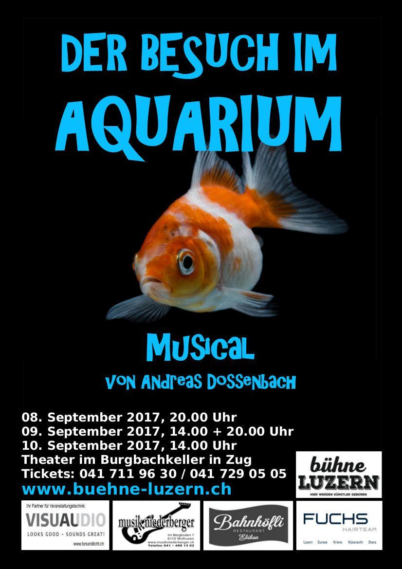 2017 MUSICAL - DER BESUCH IM AQUARIUM