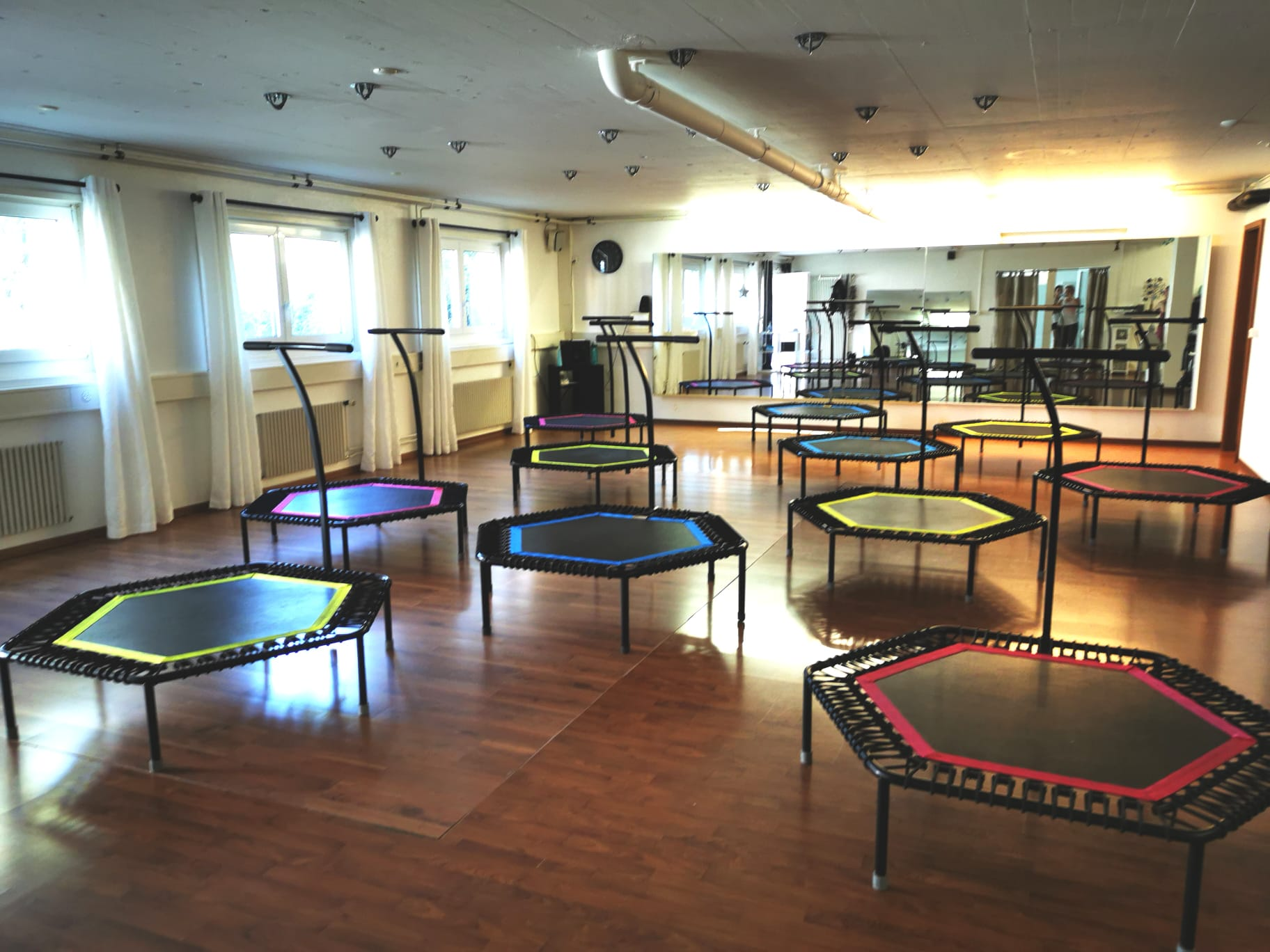 Notre salle de cours