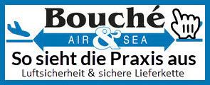 Logo Bouché Air & Sea GmbH Unternehmensberatung | So sieht die Praxis aus