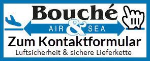 Logo Bouché Air & Sea GmbH: Zum Kontaktformular