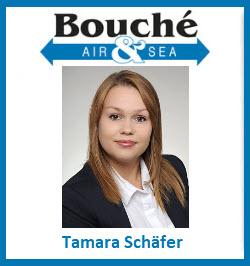 Bild Tamara Schäfer, Luftsicherheitsbeauftragte und Koordinatorin des SchulungsCenters | Telefon: 0621 - 15 07 711