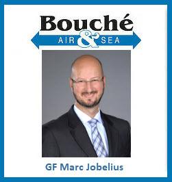 Bild: Geschäftsführer Marc Jobelius, Bouché Air & Sea GmbH