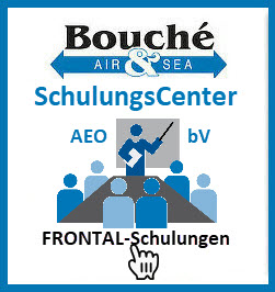 Logo Frontal-Schulung im SchulungsCenter der Bouché Air & Sea GmbH