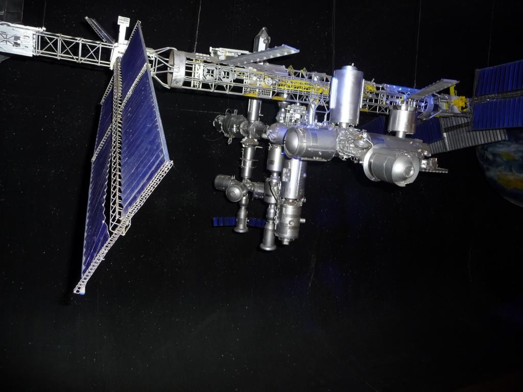 Weltraumstation ISS