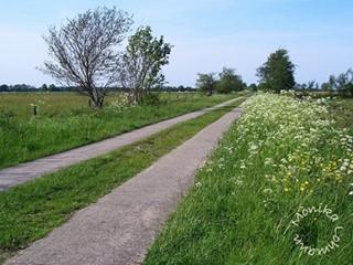 """Der """"Lange Weg"""" - die Spurbahn durchs Offensether-Bokelsesser Moor"""
