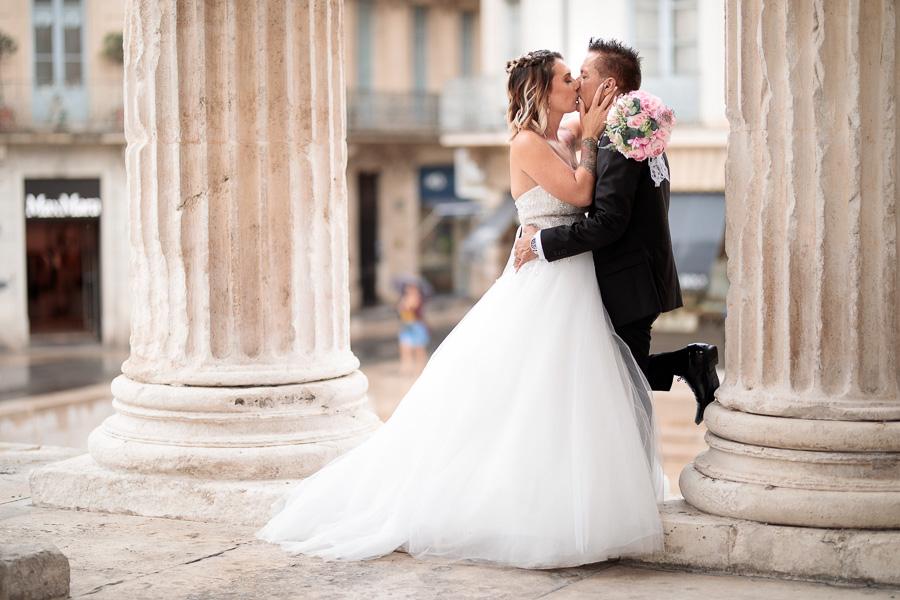 photographe mariage nimes séance couple