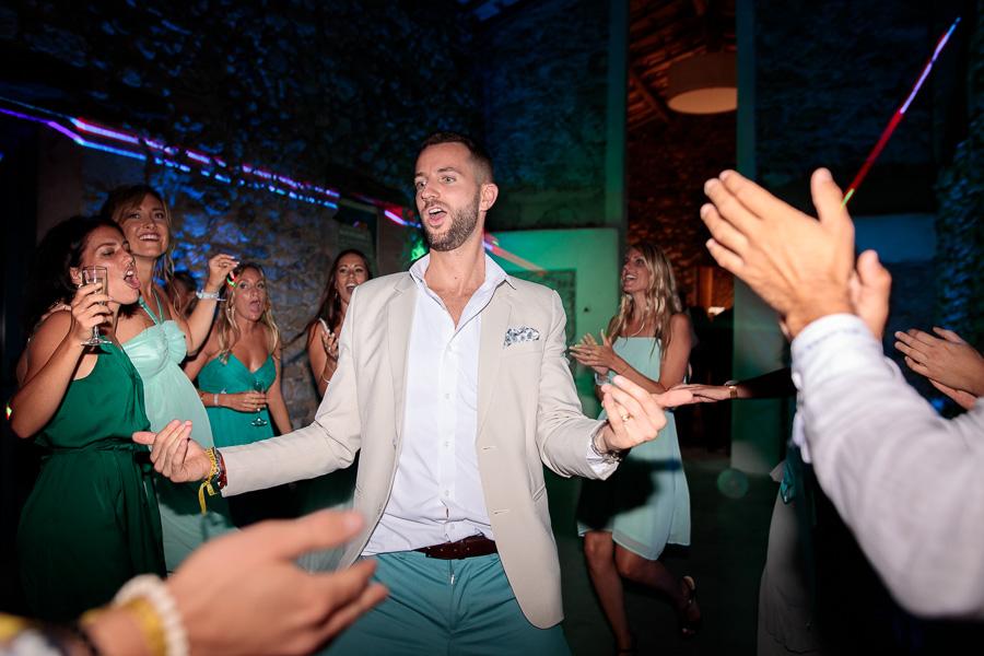 photographe montpellier nimes ambiance dance floor