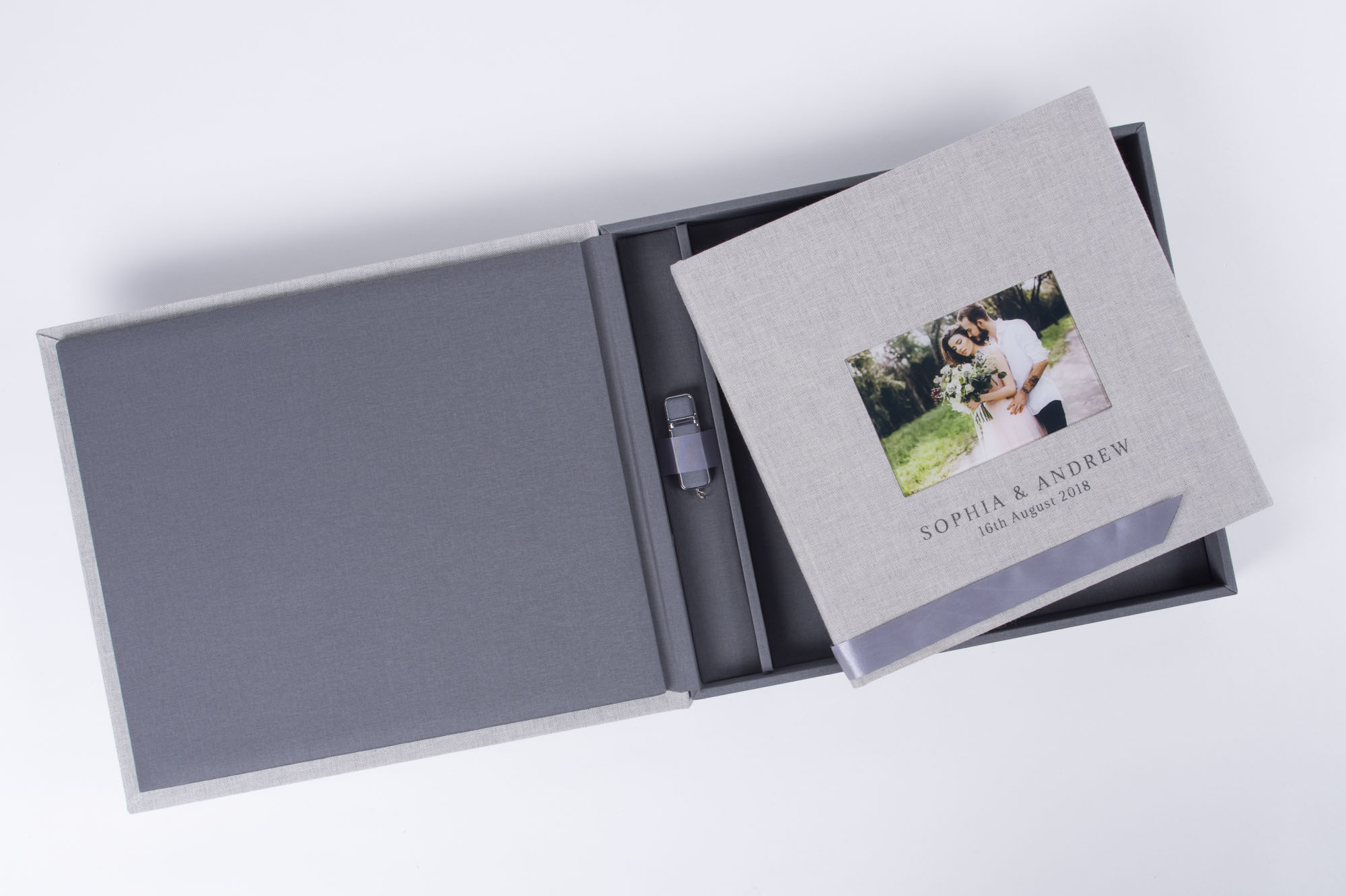 Premium Fotobuch mit individuellem Design