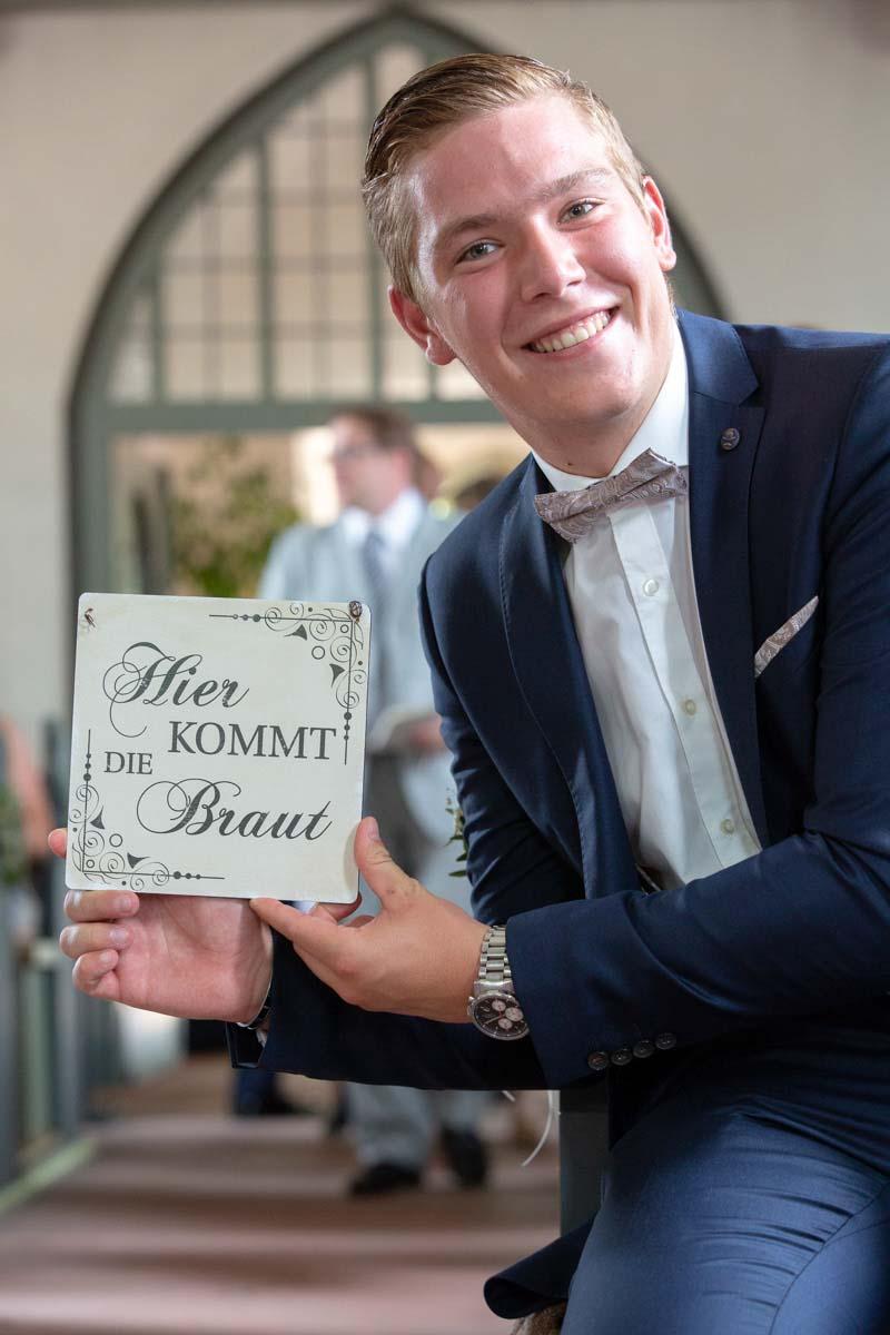 """""""Hier kommt die Braut"""", Hochzeitsfotograf, Hochzeitsfotografin, Hochzeitslocation Golfresort Gernsheim, Golfparkallee 1, 64579 Gernsheim"""