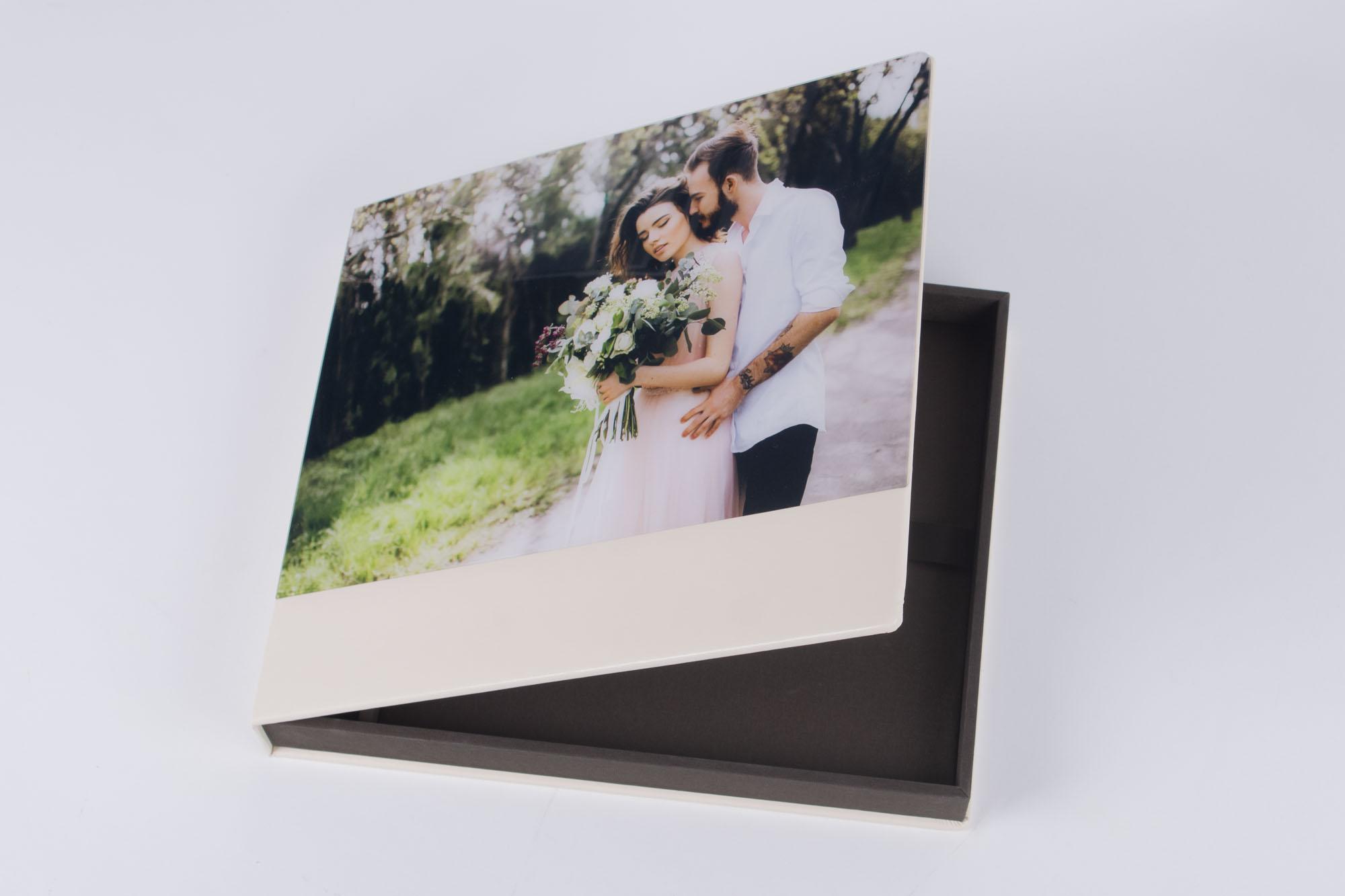 Acrylglascover für euer Fotoalbum