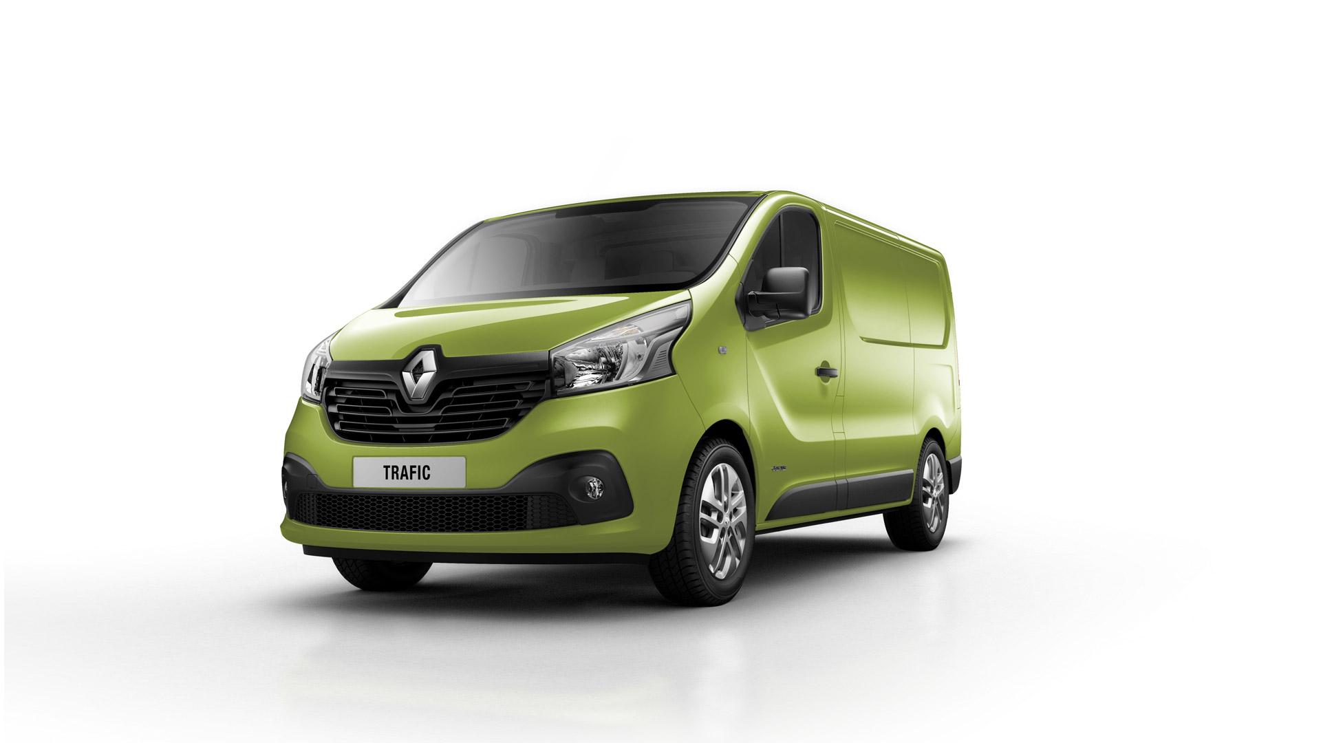 Renault Trafic 3 personen Diesel 6m