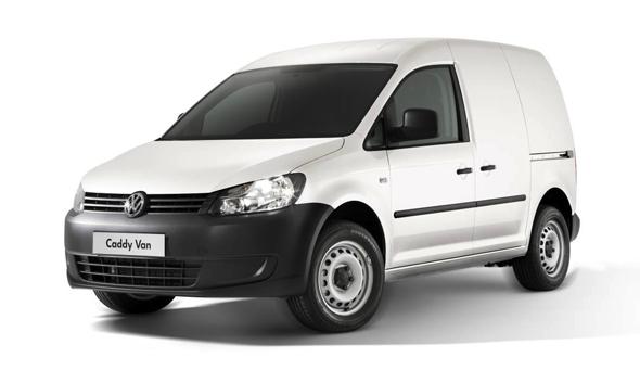 Volkswagen Caddy 2 personen Diesel 3m