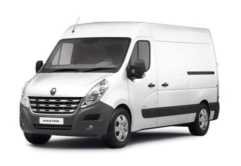 Renault Master 3 personen Diesel 10m