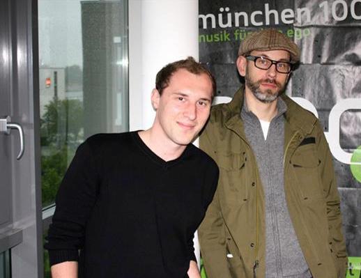 Dominik Kollmann & DJ Mad (Absolute Beginner)