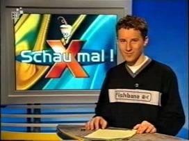Dominik Kollmann im BR Fernsehen