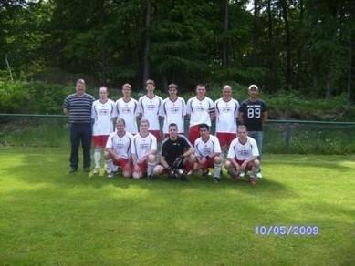 1ste Mannschaft