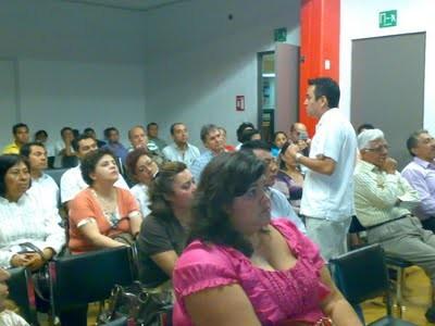 Conferencia para el Colegio de Economistas de Oaxaca, 2010