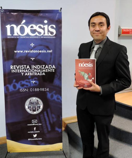Presentación del número 43 de Nóesis, 2013.