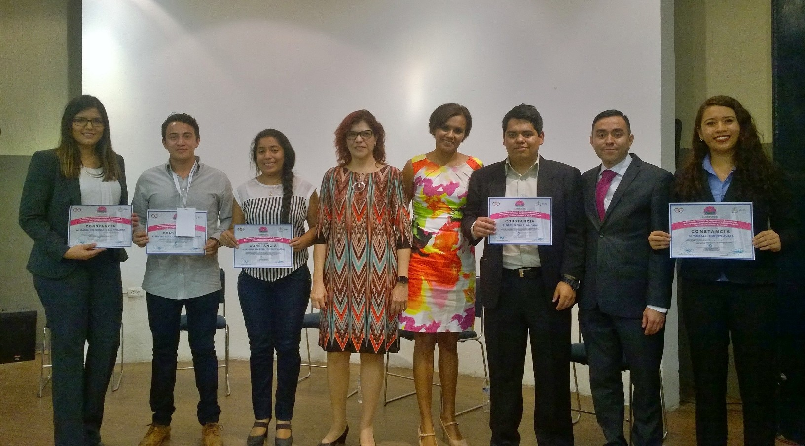 Concurso Nacional de Ponencias, 2016.