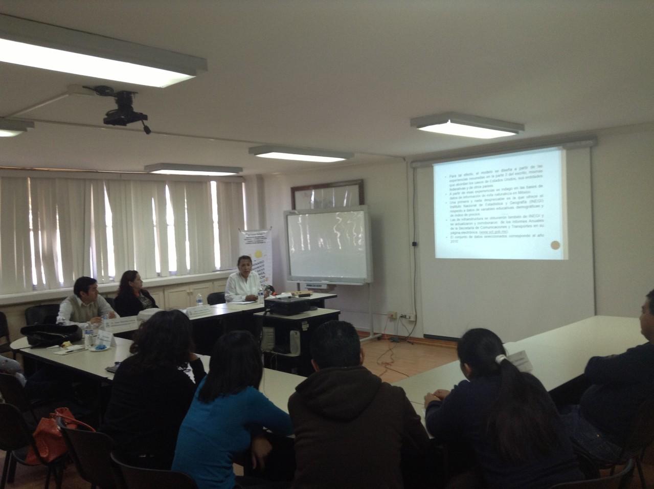 Seminario permanente de las IDEAS, 2013.