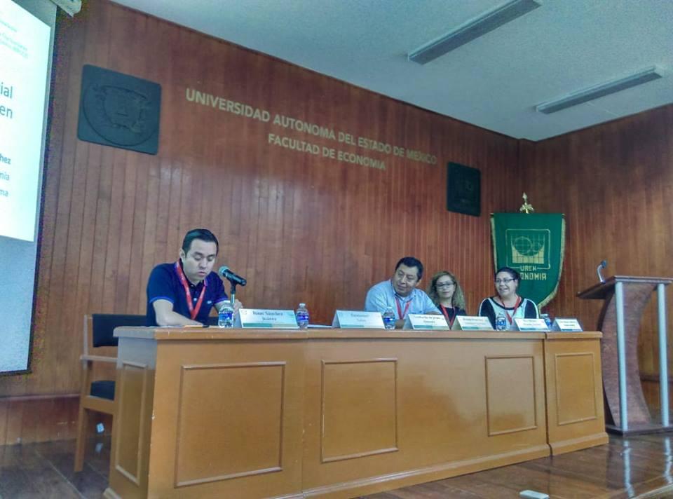Seminario Red de Investigación sobre Fluctuaciones Cíclicas y Crecimiento Económico, 2019, UAMEX.