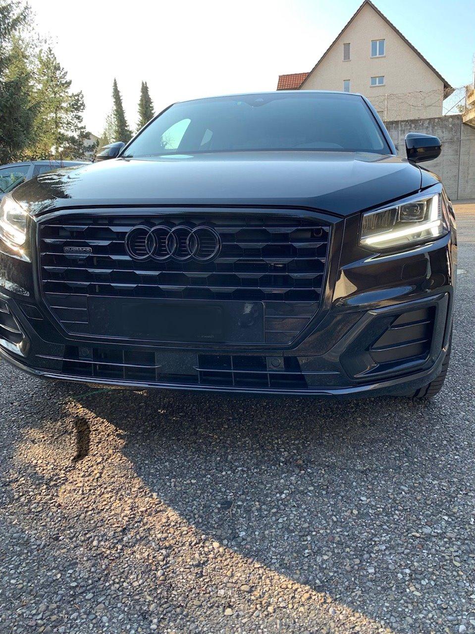 Audi Q2 Ringe Vorne