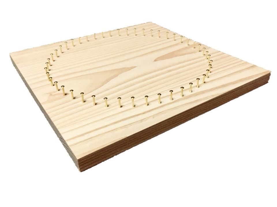 糸かけ曼荼羅64ピン用板