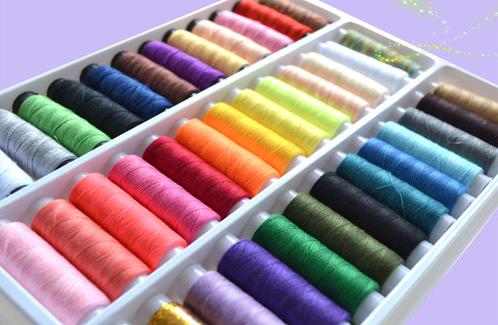 糸かけ曼荼羅の制作用糸