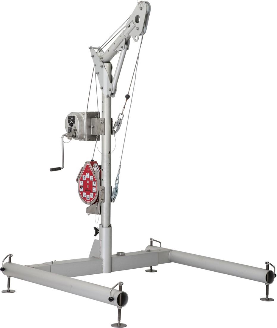 Komplettset-DuraHoist Lastarmsystem