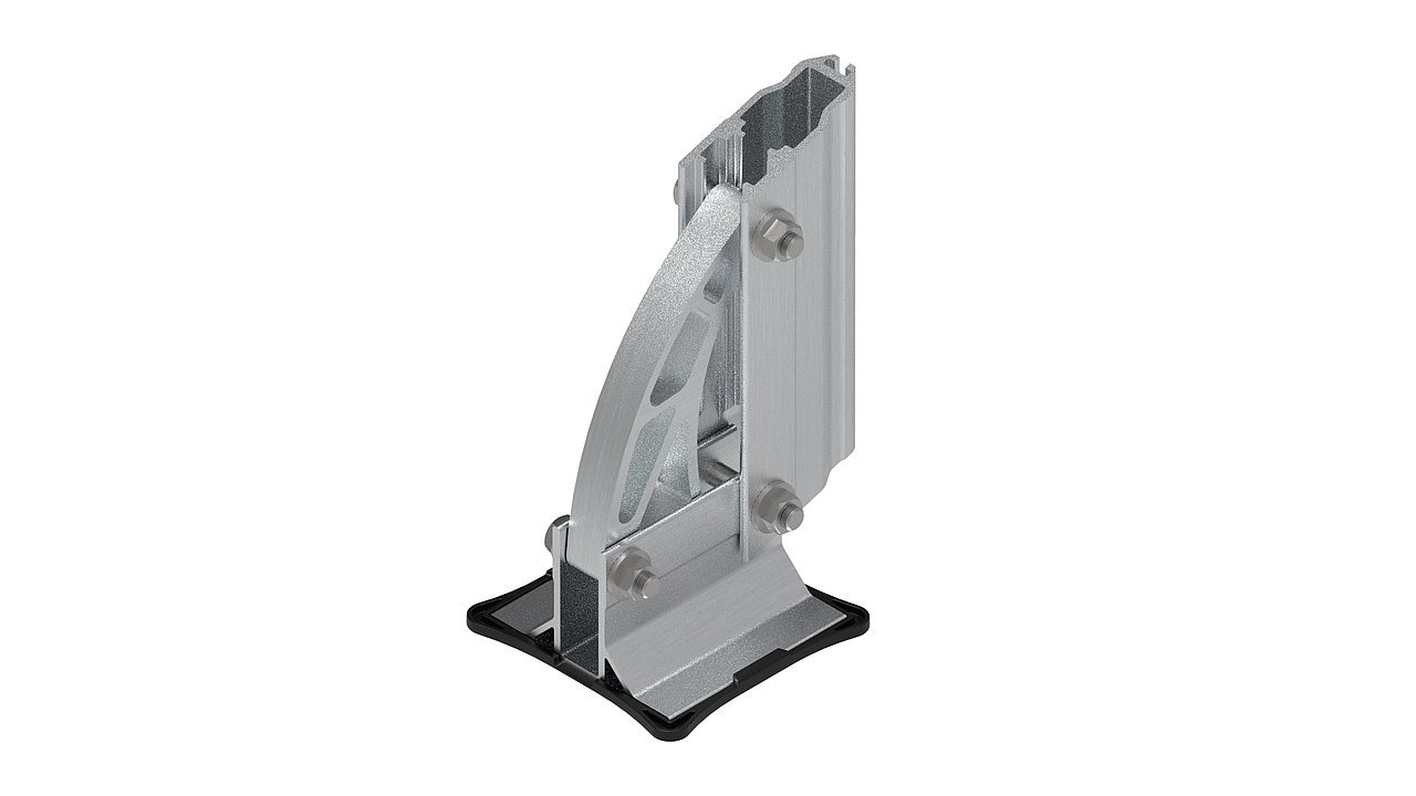 Barrier-V12 - Fusseinheit