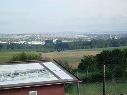 Moussais la Bataille. La bataille de Poitiers en 732