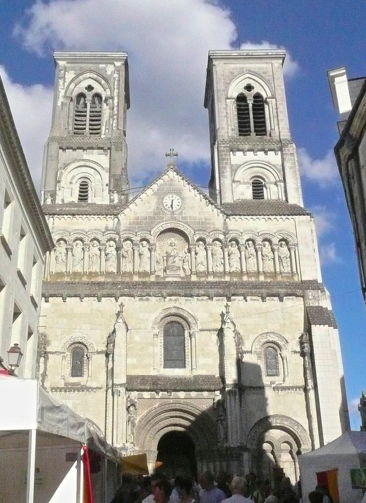 Châtellerault, église Saint Jacques