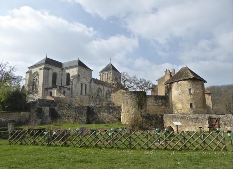 Autre vue de l'abbaye