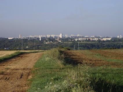 Aux abords de Poitiers