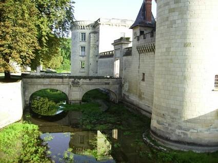 Le château de Dissay