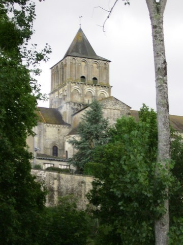 L'église, Lusignan