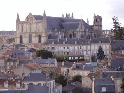 Poitiers, la cathédrale