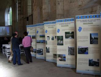 L'exposition à la Commanderie d'Ozon