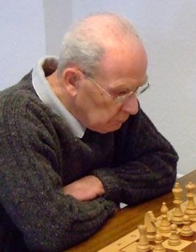 Dr. Karl-Peter Müller holte den zweiten Sieg und entschied den Mannschaftskampf (Foto: Obdenbusch)