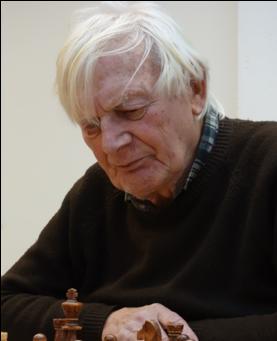 Dr. Klaus Heidel holte den zweiten Rückstand auf (Foto: A. Obdenbusch)