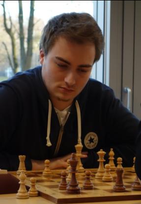Marius Kraft sorgte mit seinem Sieg für die 2,5:1,5-Führung (Foto: A. Obdenbusch)