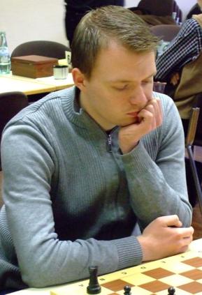 Sören Hemsing holte beim Favoriten das vierte Remis für SG Drewer II (Foto: A: Obdenbusch)