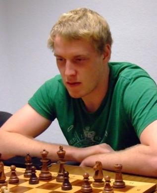 Henri Berner, zum Saisonstart nicht zu stoppen – zwei Partien zwei Siege (Foto: A. Obdenbusch)